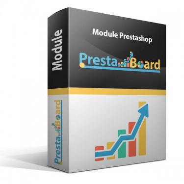 Module Prestashop - Abonnement PrestaBoard 24 Mois